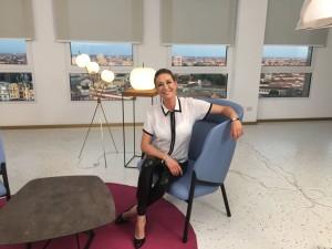 Tessa Gelisio_In forma con Starbene