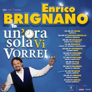 Enrico Brignano Lecce