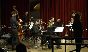 Ensemble del conservatorio Cantelli
