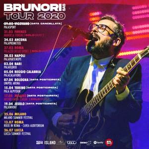 Brunori Sas - aggiornamento date