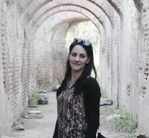 Elisa Nisticò - Referente Museo e Parco Archeologico Nazionale di Scolacium