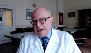 Massimo Galli, primario del Sacco