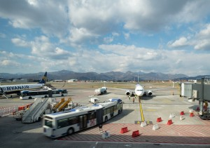 BGY Airport