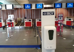 BGY area check-in
