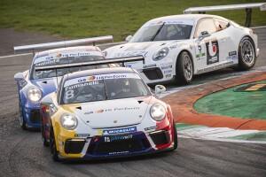 Porsche Carrera Cup Italia Round 11/12 - Day Two