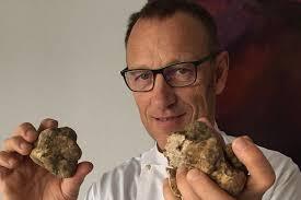 Chef Mario Cornali