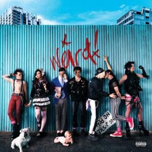YB_weird! (album cover)