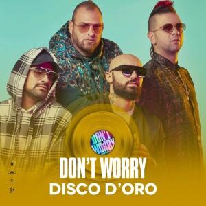 Boomdabash disco d'oro